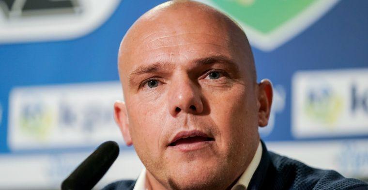 LIVE-discussie: Trainers Heerenveen en Sparta voeren één wijziging door