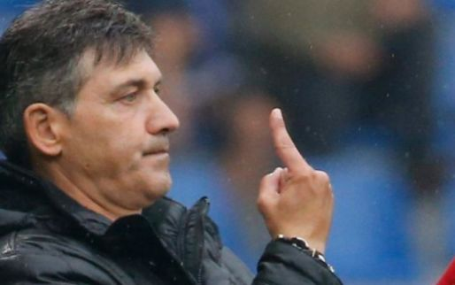'KRC Genk neemt afscheid van Mazzu na verlies tegen Gent'