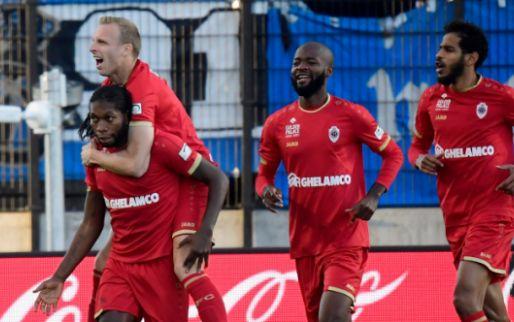 Eerste nederlaag voor Club Brugge, Antwerp wint na match vol commotie