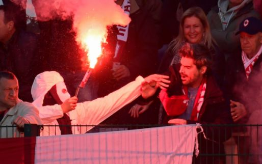 KBVB kan weer geld ontvangen na gedrag van fans tijdens Antwerp - Club Brugge