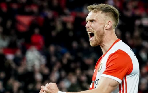 LIVE: Feyenoord boekt met hangen en wurgen de overwinning (GESLOTEN)
