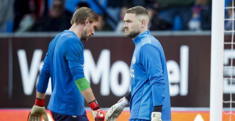 Opmerkelijk nieuws:  Zoet zit sinds begin tweede helft in spelersbus PSV