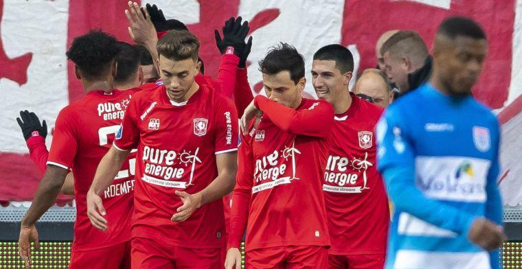 PEC Zwolle ziet degradatiespook opdoemen na ontluisterende eerste helft