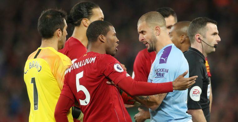 Ook De Bruyne en Man City houden Liverpool niet tegen in PL-kraker