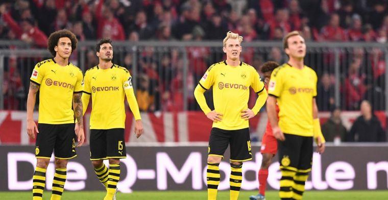 Dortmund in shock na verlies tegen Bayern: 'Ben uit het veld geslagen'