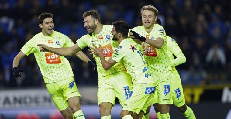 Laatste uur van Mazzu lijkt geslagen na verlies van Genk tegen Gent