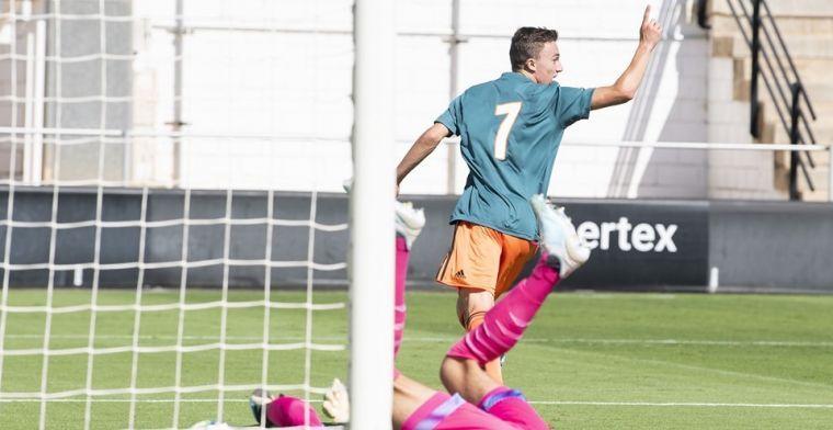 Oranje Onder-17 strijdt nog steeds voor wereldtitel: 'Dat moet je wel nastreven'