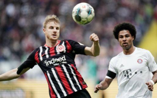 Arsenal blijft op zoek naar defensieve versterking en wil Frankfurt-verdediger