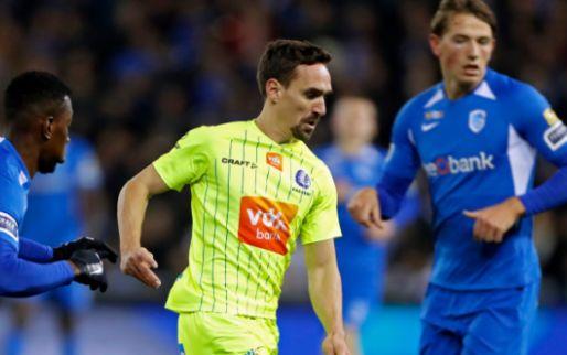 """Kums ziet na zege tegen Genk nog een werkpunt voor Gent: """"Er lag ruimte"""" - VoetbalPrimeur.be"""