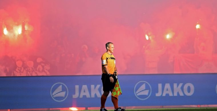 Antwerp-fans laten zich opnieuw negatief opmerken: Dat is echt verschrikkelijk