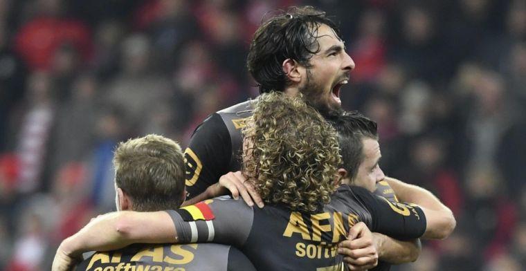 Mechelse zege ook slecht nieuws voor Anderlecht: 'Play-Off 1 wordt heel moeilijk'