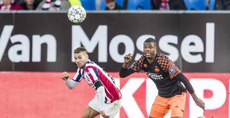 VAR ontneemt PSV een penalty: Liever gehad dat hij hier had ingegrepen