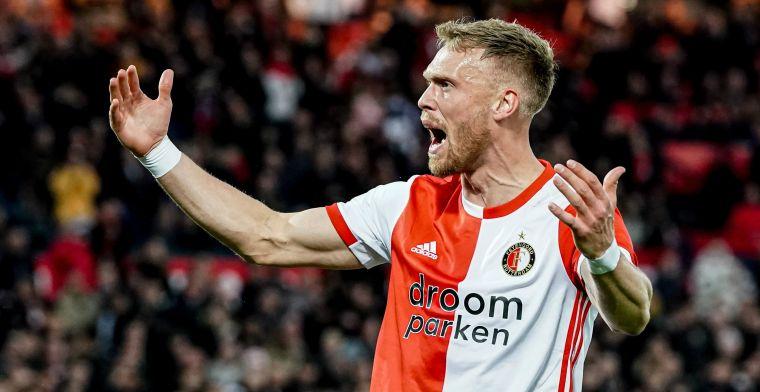 Vijf kilo afgevallen door streng dieet bij Feyenoord: 'Er moest iets gebeuren'
