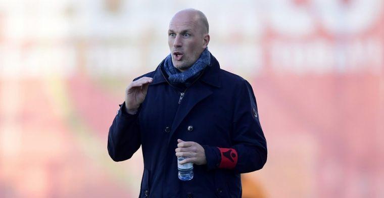 Clement heeft oproep voor Pro League na strafschop voor Antwerp tegen Club Brugge