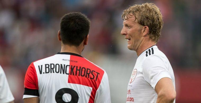 Kuyt is duidelijk: 'Aan zulke ploegen kunnen we bij Feyenoord een voorbeeld nemen'