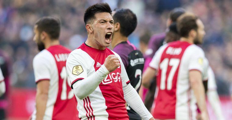 VP's Elftal van de Week: Ajax hofleverancier met vier spelers, één Feyenoorder