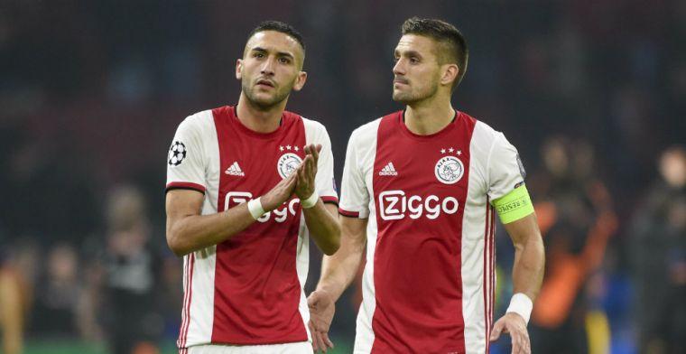 'Zuid-Amerikaans temperament' bij Ajax: 'Combinatie met Ziyech en Tadic perfect'