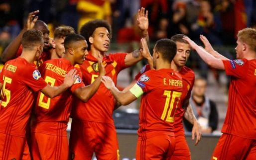 'Vermaelen out voor Rusland, Anderlecht-verdediger Cobbaut kan debuut maken'
