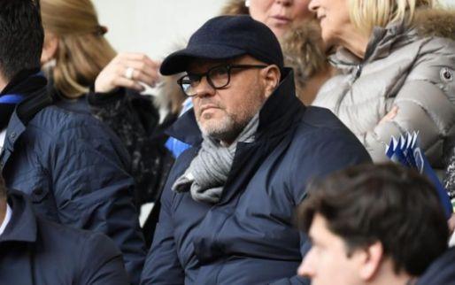 UPDATE: 'Gheysens nam Club Brugge-voorzitter Verhaeghe zelf op de korrel'