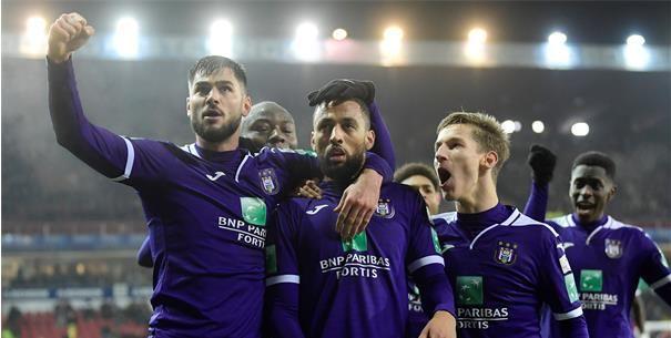 Anderlecht getipt voor PO1: Met Vercauteren het gevoel dat het kan