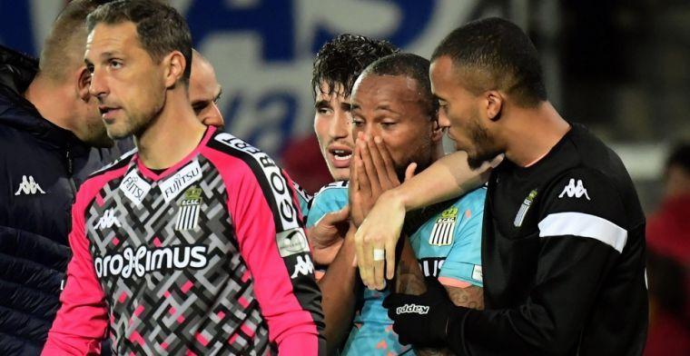 'Supporters die spelers en refs uitschelden, moeten voortaan verplicht op cursus'