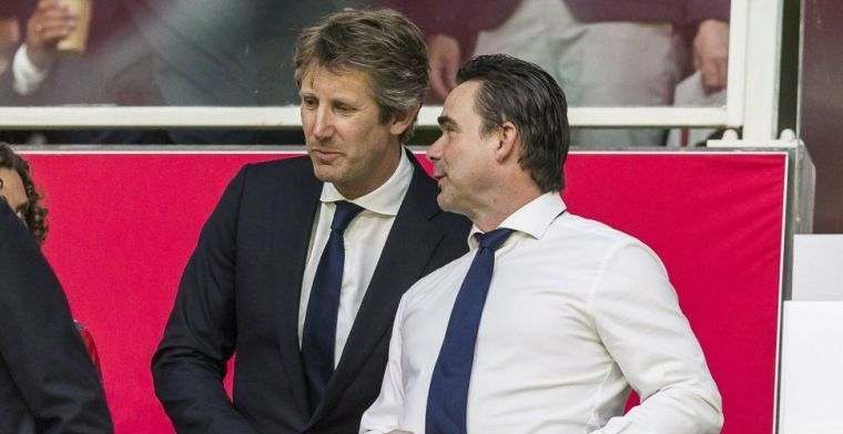 'Curieuze beloningsmethoden Overmars en Van der Sar enig smetje bij Ajax'