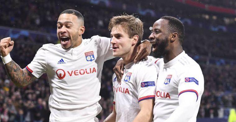 Man United speelt rol in mogelijke Memphis-transfer: 'Nog geen aanbiedingen'