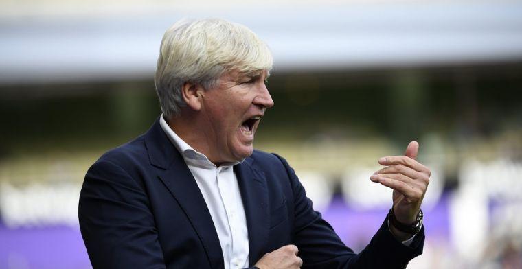 Brys onder druk bij STVV na verlies tegen Cercle Brugge: Vrijdag persconferentie