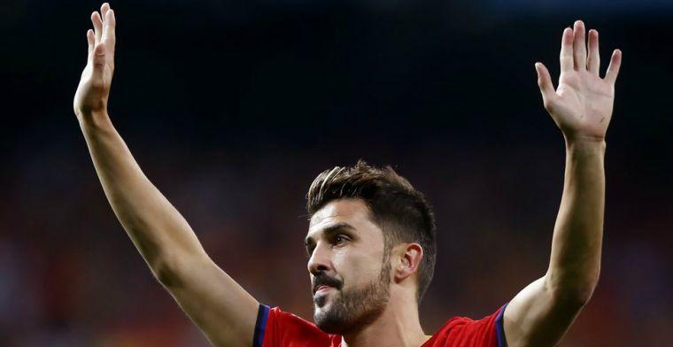 Update: Villa wacht nog even tot 38ste verjaardag en stopt dan als profvoetballer