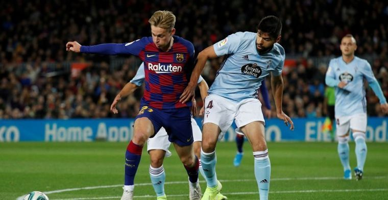 Frenkie de Jong: 'Ajax hoop je zolang mogelijk te ontwijken'
