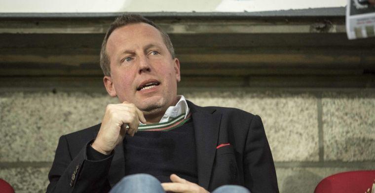 Standard-voorzitter: 'Liever tegen Marseille spelen dan Feyenoord of 'Nic NAC''