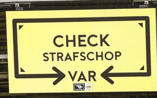 Afbeelding: Eredivisie-coaches én -captains willen VAR-verandering: 'Enkel extreme gevallen'