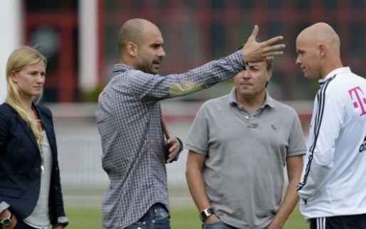 'Ten Hag op shortlist van drie: Bayern München droomt van Guardiola'