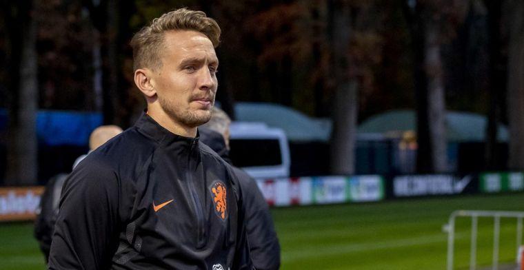 De Jong: 'Koeman is heel eerlijk, belangrijk dat je plek accepteert bij Oranje'