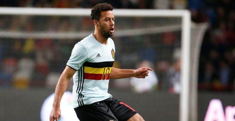 'Na Fellaini neemt ook Dembélé (32) definitief afscheid van de Rode Duivels'
