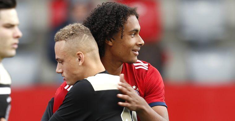 Oranje-talent 'concurreert' met Lewandowski: 'Vijftig procent dat ik ga spelen'