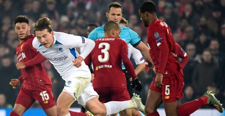 La Gazzetta dello Sport: 'Napoli en Genk voerden al gesprekken over transfer'