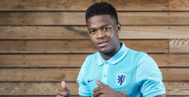 'Ik ken Boadu goed. Ik was spits van Ajax en hij van AZ, waren echt mooie potjes'