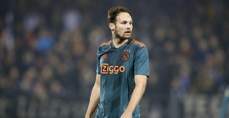 'Ik zie mezelf nog jaren bij Ajax spelen, maar sta ook open voor het buitenland'