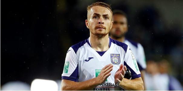 Transfer in de maak: 'Trebel (Anderlecht) op bezoek in Saoedi-Arabië'