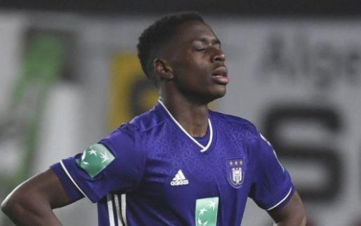 Toch geen contractverlenging Lokonga? 'Advocaten onderzoeken optie Anderlecht'