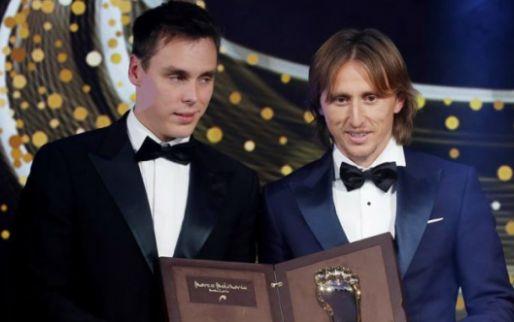 Beckham wil profiteren van contractsituatie Modric