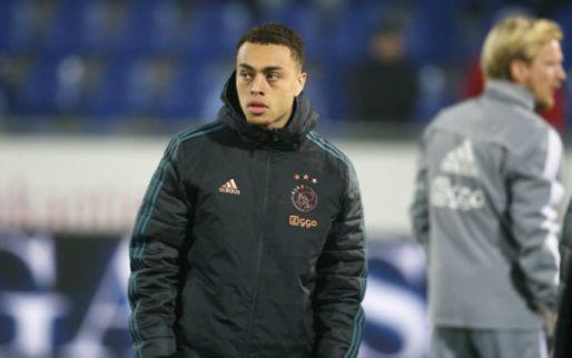 Afbeelding: Gemengde reacties bij Ajax na keuze Dest: 'Sommigen vonden het niet leuk'