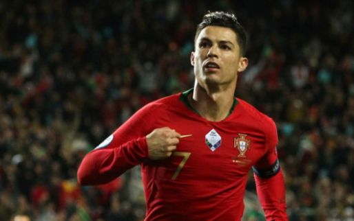 Afbeelding: EK-kwalificatie: Ronaldo de grote man voor Portugal, Engeland zeker van EK