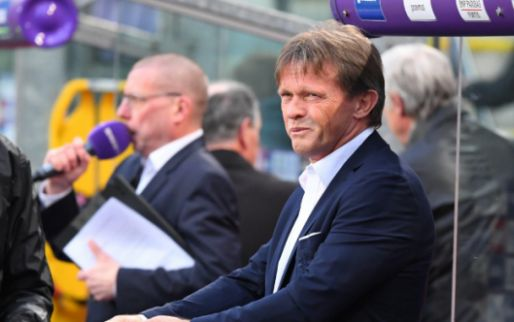 Vercauteren zet verrassende naam op het veld tegen KV Oostende