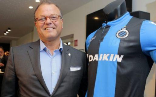 'K11 van Jupiler Pro League protesteert tegen plannen BeNeLiga'