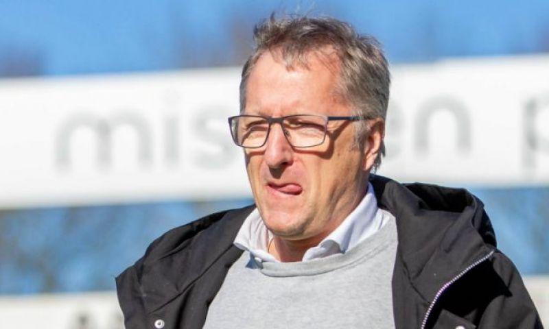 Afbeelding: 'Kutkeeper-trainer' Meijers is opvolger van naar Feyenoord vertrokken De Wolf