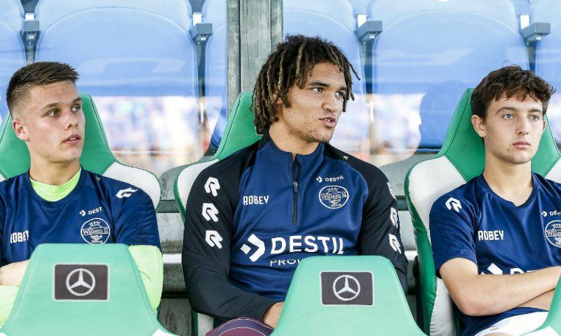 Afbeelding: Willem II komt met contractnieuws: doelman tekent eerste profcontract in Tilburg