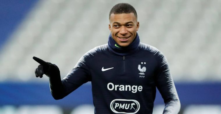 'Real Madrid gaat vol voor Mbappé en wil PSG 400 miljoen geven'