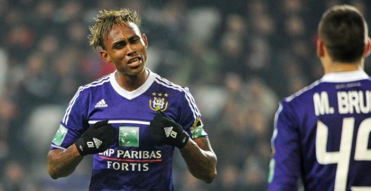 'Kanu (ex-Anderlecht) duikt opnieuw op in Eerste Amateurklasse'